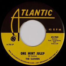 THE CLOVERS: One Mint Julep / Middle of the Night ATLANTIC R&B