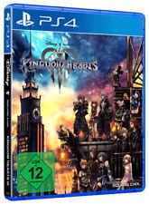 Kingdom Hearts III -- Standard Edition (Sony PlayStation 4, 2019)