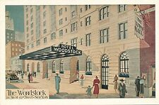 NEW YORK CITY – Hotel Woodstock