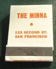 Matchbook - The Minna San Francisco CA FULL