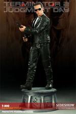 """Sideshow Terminator 2 T-800 Premium Format Statue Exclusive 131/225 HUGE 19"""""""