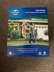 PetSafe PIF-300 1/2-Acre Wireless Pet Containment System    NEW!