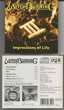 "WITCH BURNING ""Impressions of Life"" Germany AOR CD - Neuwertig/Near Mint"