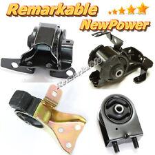 Engine Motor Mounts Front Rear  For Mazda Proege 1.6 L G246 4PCS SAVE