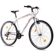 "28"" Zoll Fahrrad Mountainbike Bike KCP MTB ONE mit 21G weiss"