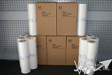 10 Master Rolls Compatible With Riso S-132 For Risograph GR 3710 3750 A3 76W