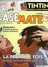 Revue TINTIN. CASE MATE n°16. Tintin l'empire contre-attaque. 2009