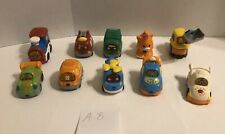 V Tech Go Go Smart Wheels Lot Of 10