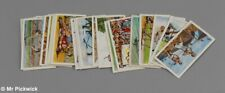 Comet Sweets Olympic Achievements set of 2nd Series 26-50 (23 cards) c.1950s