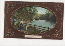 Welton Dale E Yorks Hull Infirmary Wilson Band Overprint 1909 Postcard 491a