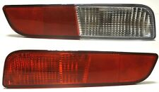 MITSUBISHI Outlander 12-14 rear left right tail foglight pair right-hand traffic