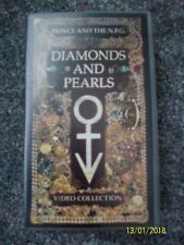 Prince And The N.P.G. – Diamonds And Pearls Video Collection VHS Video