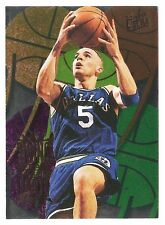 JASON KIDD 1995-96 Ultra Rising Stars insert New York Knicks Mavericks Nets NBA