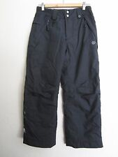 686 Youth Girls Black Snow Pants Snowboard Ski Insulated Waterproof L EUC