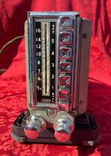 MOPAR MODEL 802 RADIO 1946-1948 DODGE, CHRYSLER, PLYMOUTH & DE SOTO