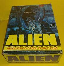 1979 Topps Alien Box 36 Packs