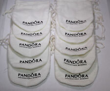 AUTHENTIC PANDORA ANTI TARNISH POUCH LOT OF 10! KEEPS SILVER TARNISH FREE!