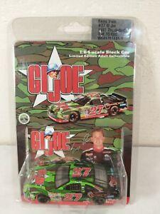 Kenny Irwin #27 GI JOE Thunderbird 1997 Action 1:64 Diecast 1 of 10,080