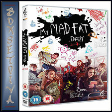 MY MAD FAT DIARY - COMPLETE SERIES  2  ***BRAND NEW DVD ****