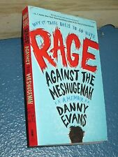 Rage Against the Meshugenah by Danny Evans paperback 9780451227119