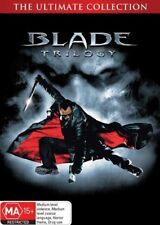 Blade Trilogy - The Ultimate Collection (DVD, 2010, 3-Disc Set)
