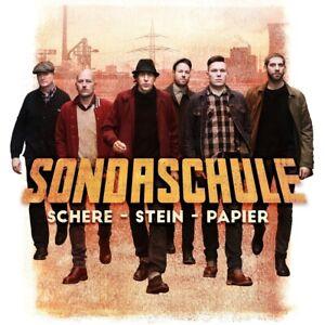Sondaschule - Schere, Stein, Papier