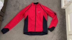 gore bike wear Ladies windstopper medium size 38 soft Shell Jacket