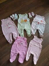74 80 80 86 TOP Baby de Luxe Mädchen Set 2tlg Tunika Kleid Leggins Hose Samt Gr