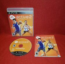 EA Sports Active 2 (Sony PlayStation 3 PS3, 2010)