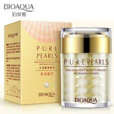 Bioaqua Brand Pure Pearl Essence Sleeping Mask Face Skin Care Replenishment