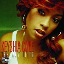 Keyshia Cole Way it is (2005) [CD]