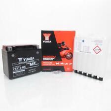 Battery Yuasa Kawasaki Motorcycle 600 Zx-6 R Ninja 1995-1997 YTX12-BS / 12V 10Ah