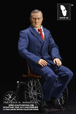 Sculpture Time 1:6 Scale Masterpiece Franklin D. Roosevelt Collectible Figure