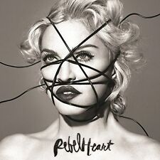 NEW - Rebel Heart [Deluxe Edition] 5 Additional Track by Madonna Moderate Impact