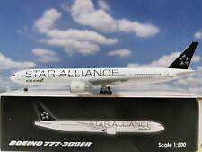 "Hogan Wings Boeing 777-300ER Eva Air ""Star Alliance"" B-16701 1:500 #5170"