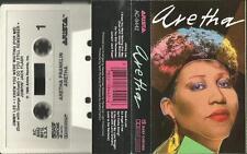 B MC CASSETTA Aretha Franklin Aretha/Jimmy Lee, + DUETTO George Michael,