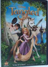 disney Tangled dvd