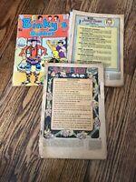 Lots Of Vintage Comics Sugar Spike Giant Jimmy Olsen Binky Buddies