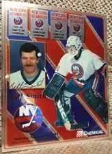 Bill Smith # 31 New York Islanders Retirement Night SGA Photo Nassau Coliseum