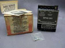 RobertShaw Controls MP50-1201 Motor Protector Time Delay Low Voltage Monitoring