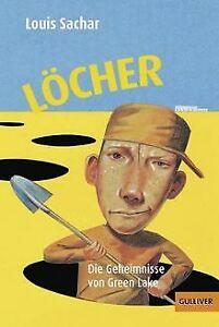 Löcher: Die Geheimnisse von Green Lake (Gulliver) von Sa... | Buch | Zustand gut