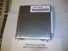 NEW 2000 Cadillac Eldorado Temperature Control Module TCM Pt# 16231486