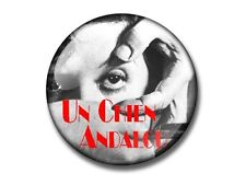 UN CHIEN ANDALOU 25mm button pin badge Salvador Dali, The Pixies