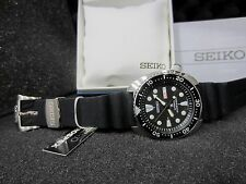 SEIKO Prospex Classic Black Turtle Dive Watch SRP777 Japan on Dial - BNIB