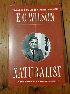 Naturalist by E. O. Wilson (2006, Trade Paperback)