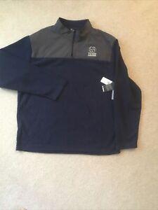 Notre Dame Fighting Irish Colosseum  Jacket Fleece Sweater Sz XXL Nice ND