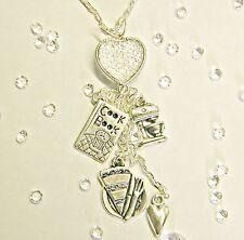 Handmade Crystal Charm Costume Necklaces & Pendants