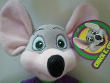 NEW ITEM Fun Chuck E Cheese Limited Edition Soft Plush Doll New For 2018 13.5""