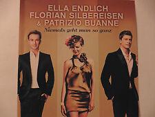 Ella Endlich, Florian Silbereisen & P. Buanne Niemals geht man so ganz PROMO!!!