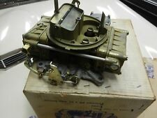 1957 FORD THUNDERBIRD NOS 9510 4V HOLLEY CARBURETOR